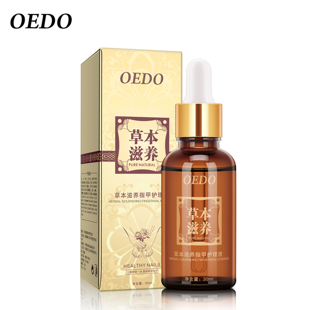 OEDO Nail Treatment Essential oil Hand Foot Toe Nail Fungus Removal ...