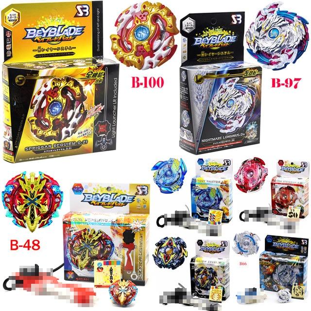 Caliente Beyblade estalló juguetes Arena Beyblades Toupie 2018 Beyblade Metal Fusion Avec Lanceur Dios trompo Bey Blade cuchillas juguete
