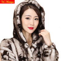 Fur Coat Real Mink Fur Poncho Fur Coats Women Real Mink Hair Mink Fur Coffee Color