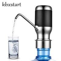 Kbxstart Desktop Mini Cold Water Dispenser Pump 0.6L Fixed Quantity Portable USB Electric Dinking Water Dispensador De Agua Fria
