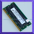 Микрон ddr1 1 ГБ DDR333 PC2700 200PIN Sodimm ПАМЯТИ 1 Г 200-контактный SO-DIMM ОПЕРАТИВНОЙ ПАМЯТИ DDR Ноутбук ПАМЯТИ Бесплатно доставка