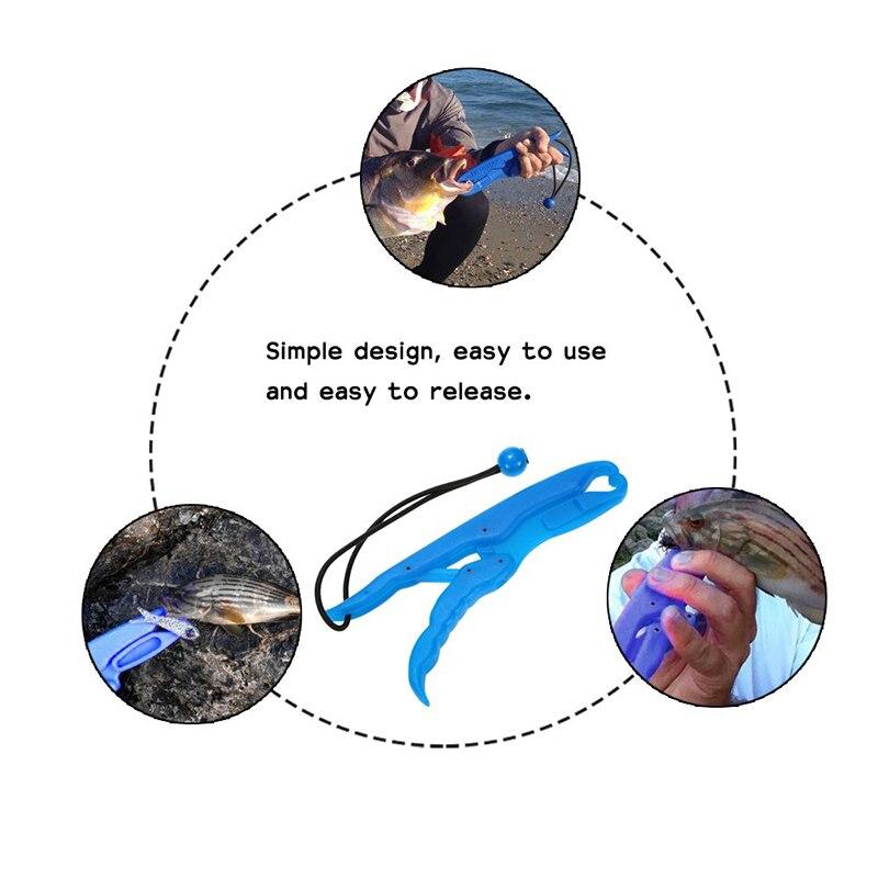 17.5 / 25cm PP hard plastic lichtgevende viscontroller Handbediening - Visvangst - Foto 2
