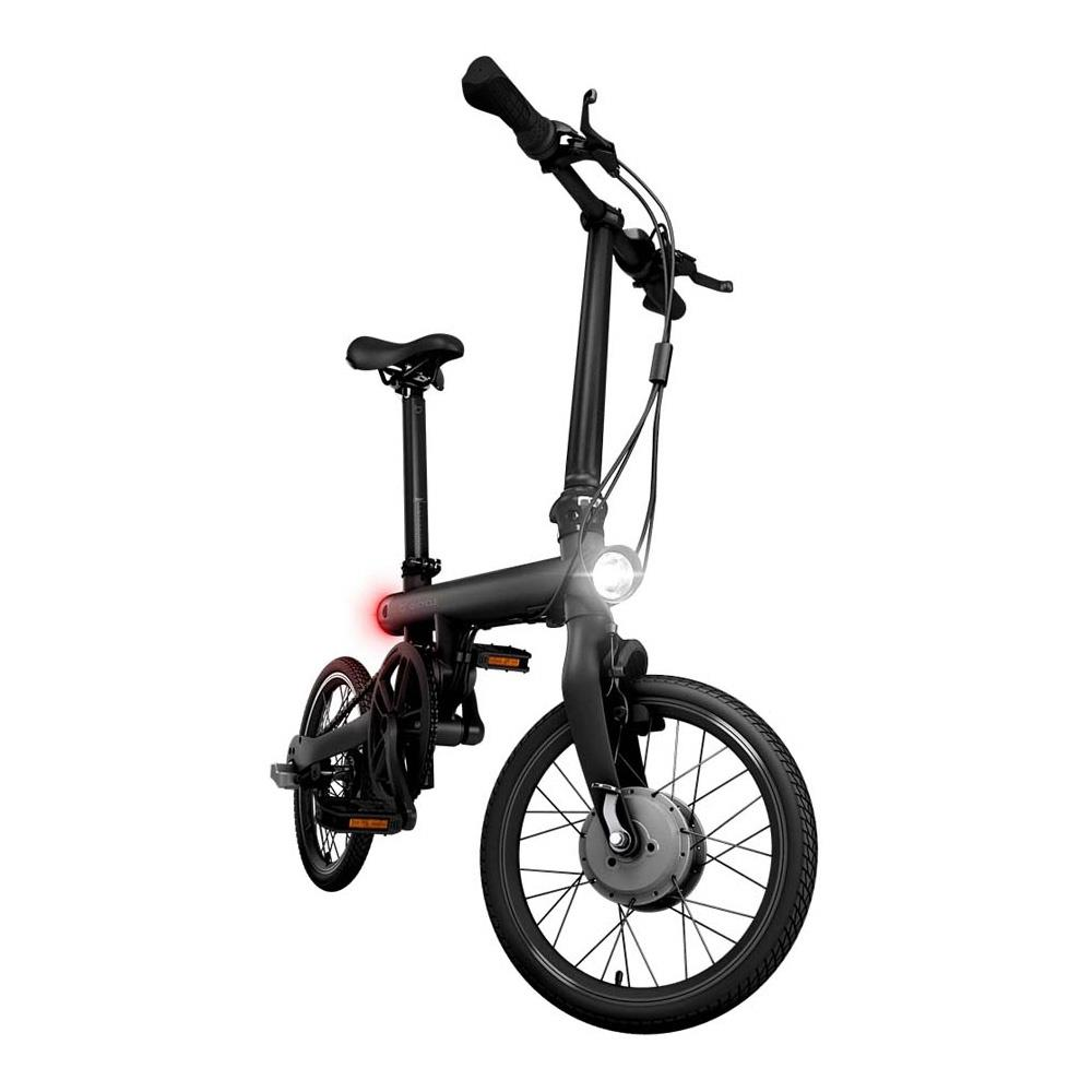 Original Xiaomi Mijia QICYCLE EF1 Smart Bicycle Foldable Bike Torque Sensor Moped Aluminum Alloy Frame Lightweight