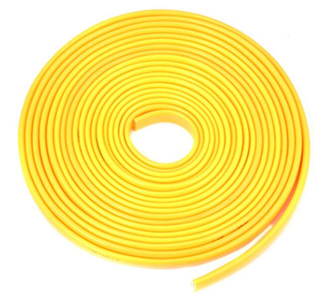 10 м термопластичный полимер высокого давления для мытья автомобиля, анти-замораживание садового водного банка, анти-взрыв водного шланга - Цвет: Цвет: желтый