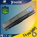 Batería del ordenador portátil para toshiba satellite pro a200 a210 a300 l300 l300d l500 pa3534u-1brs pa3533u-1brs