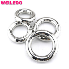 detachable stainless steel metal sex shop cockring penis ring cock ring adult sex toys for men for couple