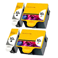 4 картридж piezo-10b барбекю-10c двойная упаковка для Kodak 5100 5300 5500 принтера