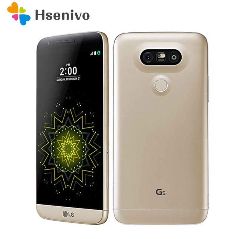 Original Unlocked LG G5 SE Snapdragon 652 Quad core 3GB RAM 32GB ROM 5 3 16MP