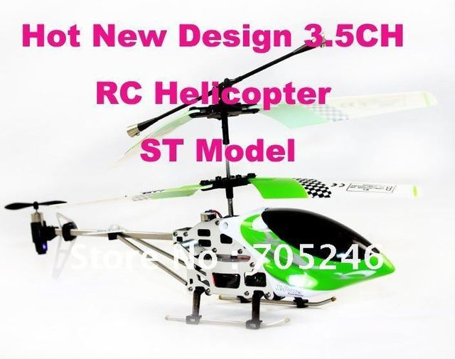 New Mini Remote radio Control toys RC LED 3CH Helicopter r/c helicopter 3CH RTF Ready to fly Free shipping