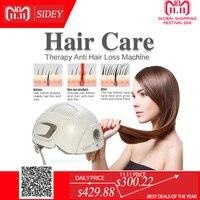 Крутая Крышка ШЛЕМА диодов LLLT крышки оборудования красотки регровтх волос терапией обработки лазера выпадения волос