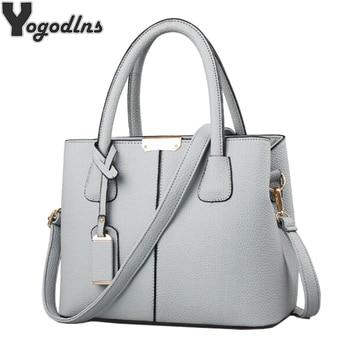 e38deb10ef45 Женские сумки из искусственной кожи, женская большая сумка, женские квадратные  сумки на плечо, женские сумки, новые модные сумки через плечо