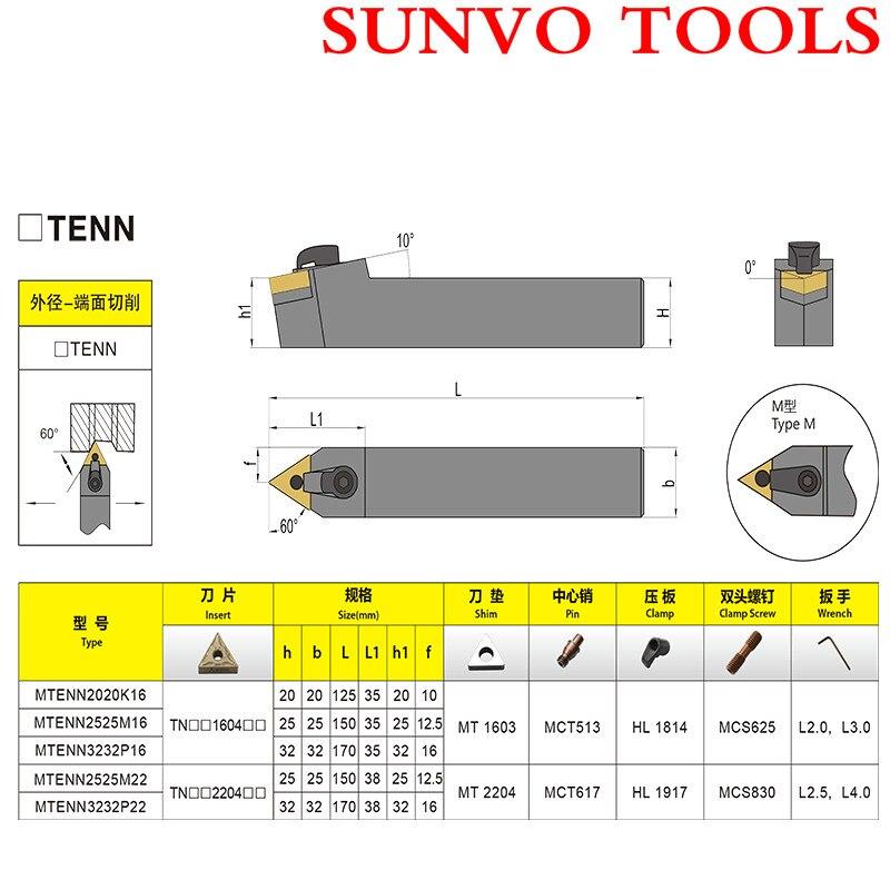 1P MVUNL2525M16 25×25 Index External Lathe Turning Holder CNC inserts for VN1604