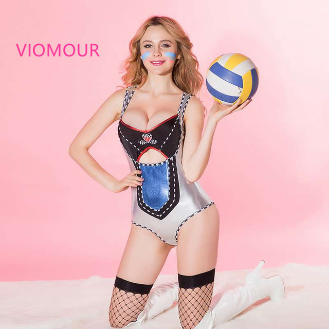 6101 2017 Sexy School Girls Eurocup Role Play Costumes -4477