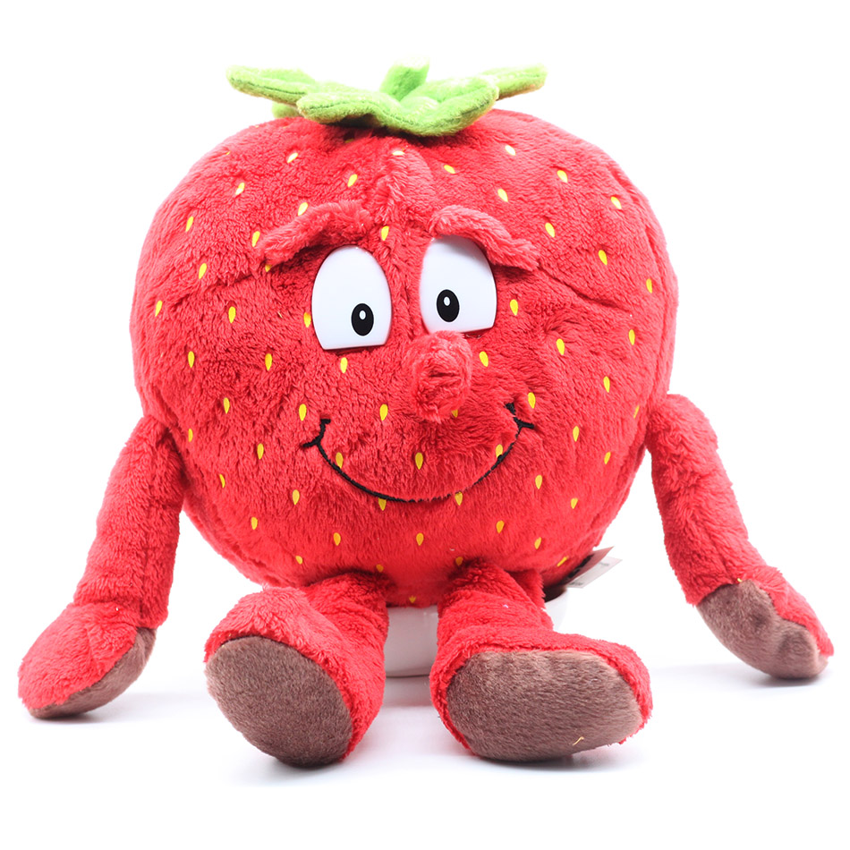 Cartoon-Plush-dolls-Toys-stuffed-dolls-25-35cm-Fruits-Vegetables-cauliflower-Mushroom-blueberry-Starwberry-Soft-Plush-Doll-Toy-5