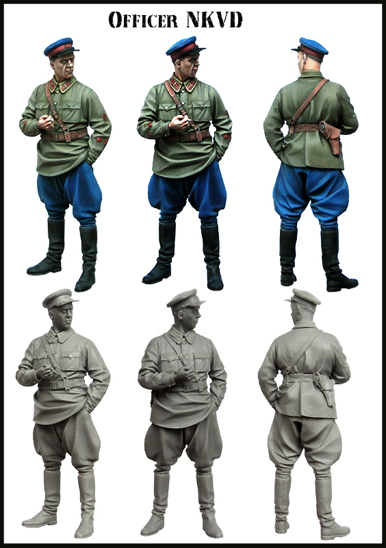 1:35   Officer NKVD World War II