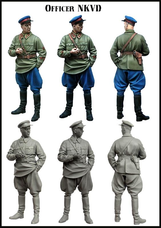 1:35   Officer NKVD World War II