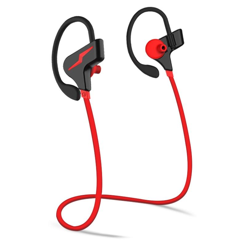 S30 Bluetooth Headset Auriculares Stereo Bass Ear Hook Sports Bluetooth Headphone Wireless Earphone for Phone iPhone/LG/Xiaomi