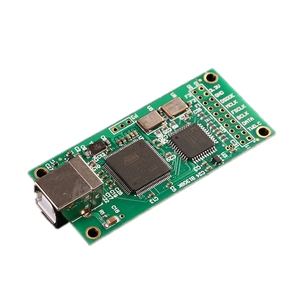 Image 1 - USB IIS Digital Interface DAC Decoder Board Support DSD512 32bit 384K I2S DSD Output audio amplifier Decoder