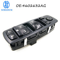 New SORGHUM 4602632AG Window Master Power Door Switch 4602632AH 4602632AF For Jeep Liberty for Dodge Journey Nitro 2008 2012
