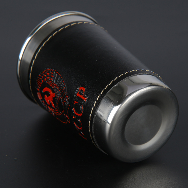 4oz Stainless Steel Shot Glasses 2