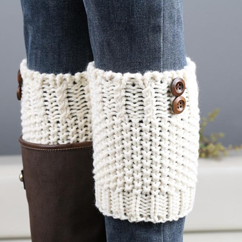 Aliexpress.com: Comprar 7 colores mujeres cortos Botón de ganchillo ...