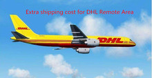 DHL & Fedex remote area surcharge, not real goods, it is just for shipping cost specialize it s not just cricket