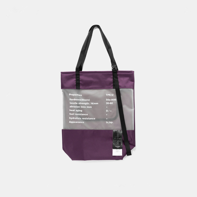 Men Women Bags Solid Pouch Bag Polyester Interior Compartment Streetwear Hip Hop Kanye West Handbags Shoulder Bag Casual Tote
