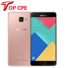 Оригинальный Samsung Galaxy A5 2016 A5100 Оригинальный Разблокирована Сотовых Телефонов 5.0 7-дюймовый Quad Core 13 МП Камера 16 ГБ Dual Sim Бесплатная Доставка