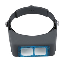 Тип шлема увеличительное стекло с двойными линзами головка носить лупа Точное устройство повышение зрения повышение эффективности