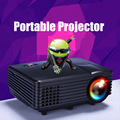 2016 RD805 3d led mini projector 1080p full hd home theater projetor video lcd proyector portable pico pocket micro beamer
