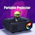 2016 RD805 3d led mini proyector 1080 p full hd de cine en casa projetor vídeo lcd proyector portátil de bolsillo pico micro beamer