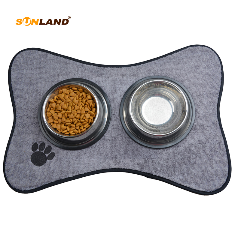 Aliexpress Com Buy Sinland Microfiber Mat Pet Dog Cat