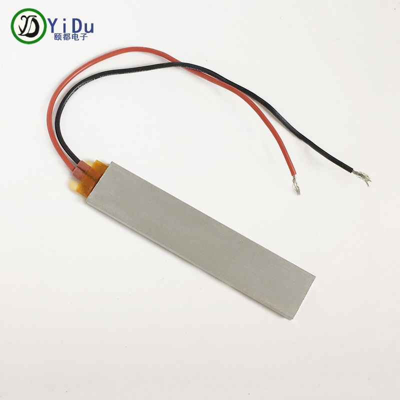 110V 220C PTC heating element PTC Heater for crimper 100*21mm