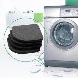 Máquina de Lavar de alta Qualidade almofadas de choque Não-slip mats Frigorífico Anti-vibração pad 4 pçs/set Qualidade
