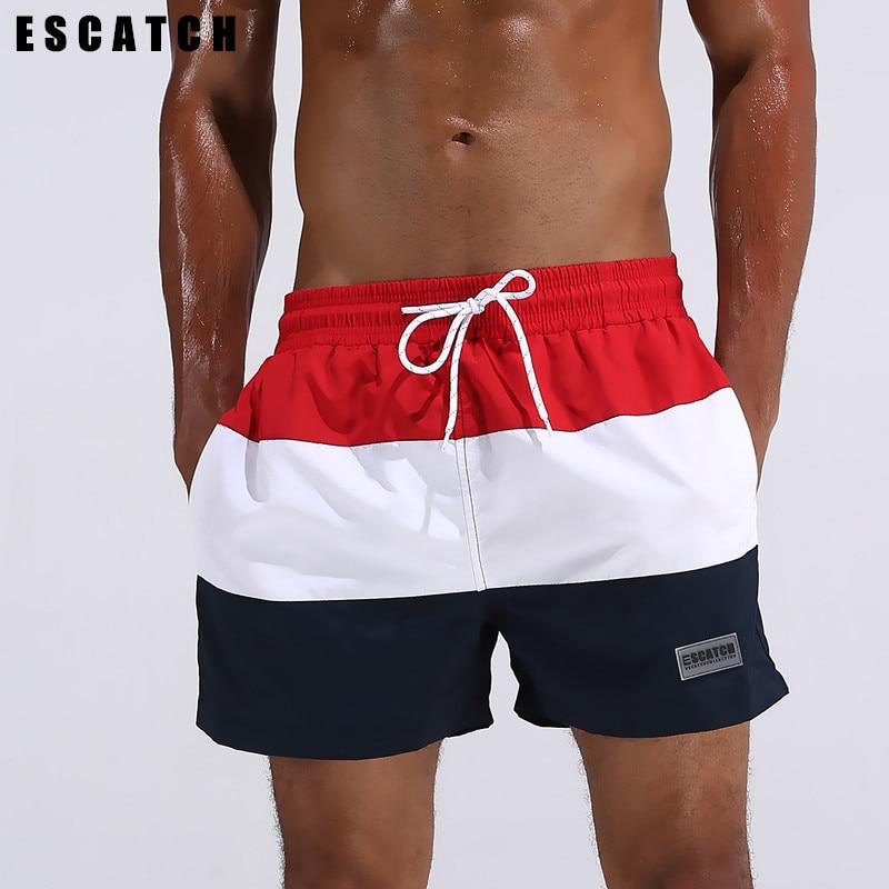 New bermuda surf men swimwear   shorts   mens   board     shorts   quick dry summer man beach   short   holiday sea gym sport suit sweatpants