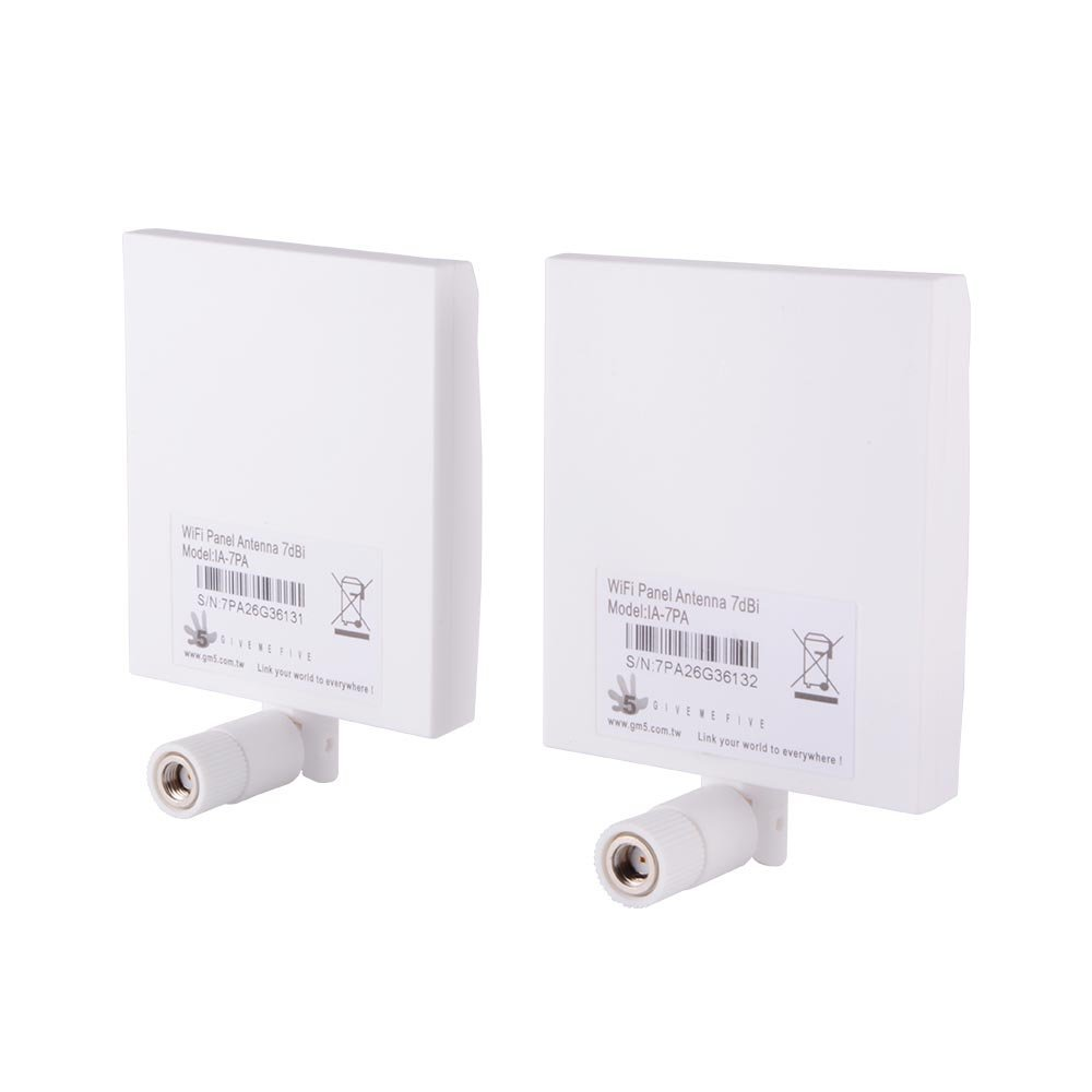 Phantom 3 Standard Extender Antenna WiFi Signal Range 5.8G Booster 10dBi Omni Amplifier Kit for DJI Phantom 3 Standard RC456