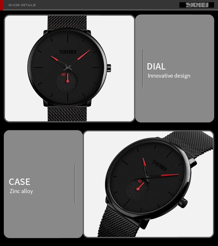 SKMEI Fashion Men Quartz Watch Children Digital Watch Big Dial Waterproof Parent-child Watches relogio masculino 9185 1455 Set 9