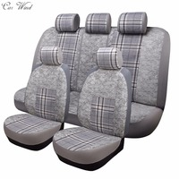 Voiture vent Universel Automobiles Siège Couvre housses de siège de voiture pour sièges toyota ford focus mazda vw polo de golf suzuki voiture accessoires