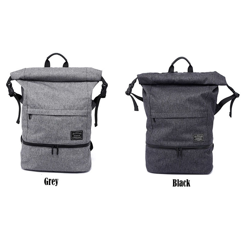 1614e85e6df GYKZ Men Anti theft Travel Backpack Outdoor Gym Bag with Independent Shoes  Pocket Waterproof Men Sport Laptop Bag Rucksack HY091-in Gym Bags from  Sports ...
