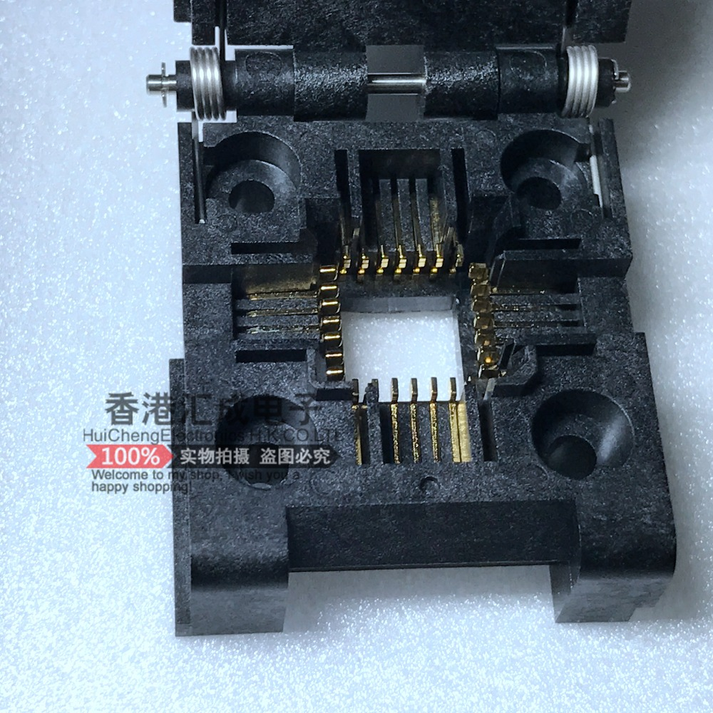 все цены на PLCC28 switch DIP28 IC51-0284-399 IC burner seat test seat conversion seat New  Original онлайн