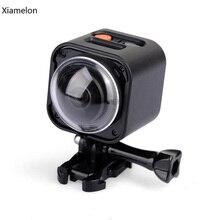 Xiamelon 360 градусов Панорама спортивные Камера HD 4 К открытый Водонепроницаемый Спорт DV часы Дистанционное управление WI-FI спортивные Камера