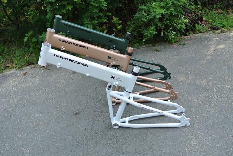 MTB  BMX folding frame 26 inch folding mountain bike portable folding frame giant 26 mountain bike mtb frame atx pro
