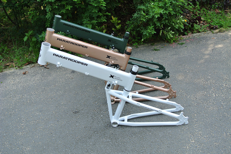 MTB BMX folding quadro 26 polegada mountain bike dobrável portátil dobrável quadro