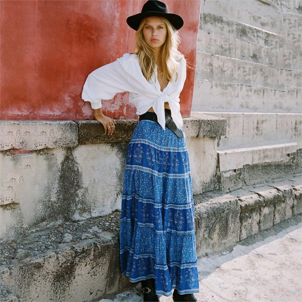 d9a906e2dd873d Ladies Plus Size Gypsy Skirts | Saddha