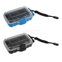Dry Box Waterproof Seal Survival Case Storage Container Carry Box  Shockproof(China)