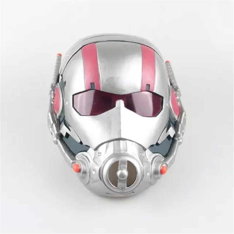 Ant-Man Star Wars Casque Figure Jouet Scott Lang Paul Cosplay Accessoires Portable Masques Dur Résine 1:1 L2145