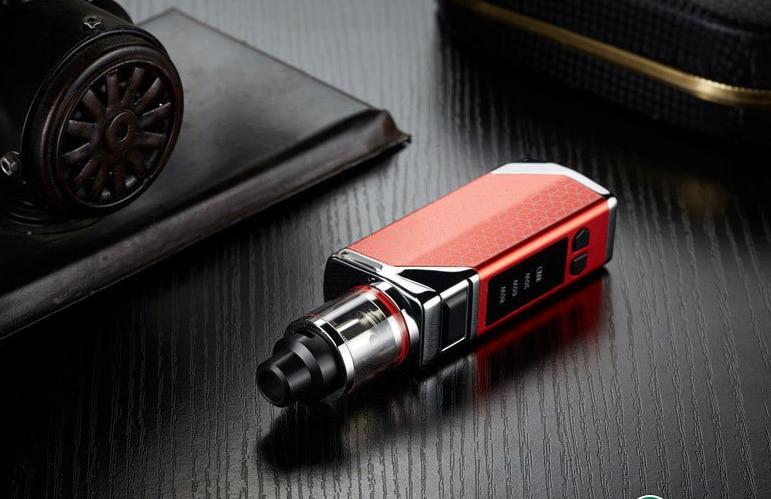 オリジナル Lexintong 新 80 ワット安全な電子タバコキットを設定ビッグ煙気化器水ギセル Vaper 機械式タバコ蒸気を吸うペン