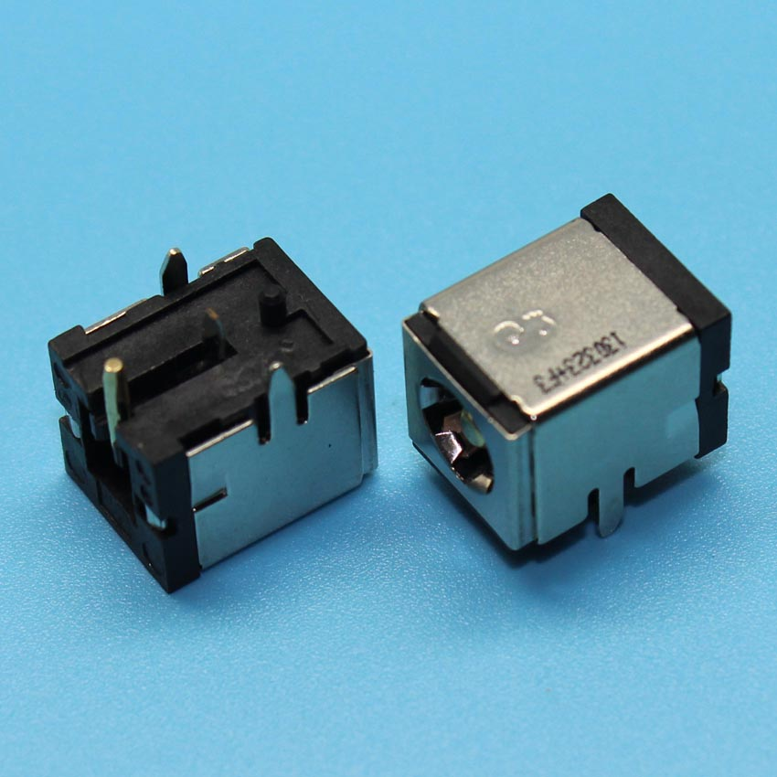 YuXi DC Power Jack Connector For MSI GT660 GT680 GT683 GT780 GT783 GX660 GT683 GT780 GT783 MS-1761 MS-16F2 MS-1761 2.5mm