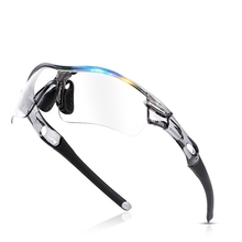 Photochromic Cycling Glasses Bike Bicycle Glasses MTB Sports Men's Sung