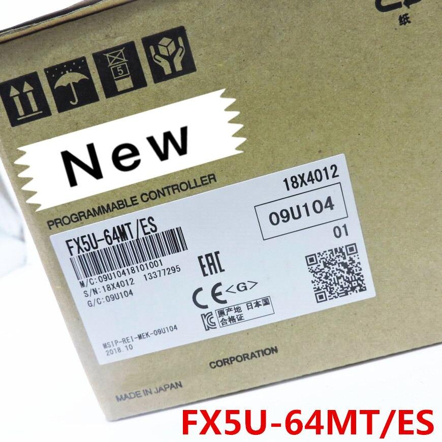 1 an de garantie nouveau original dans la boîte FX5U 32MT/ES FX5U 32MR/ES FX5U 64MT/ES FX5U 64MR/ES FX5U 80MT/ES FX5U 80MR/ES-in Télécommandes from Electronique    3